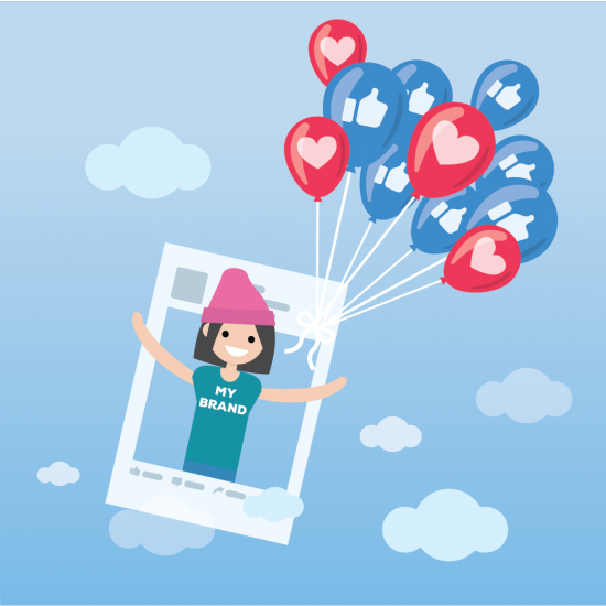 Launch your brand on social media